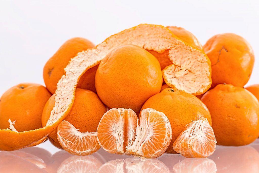 How To Use Orange Peels For Scent Mint Organics